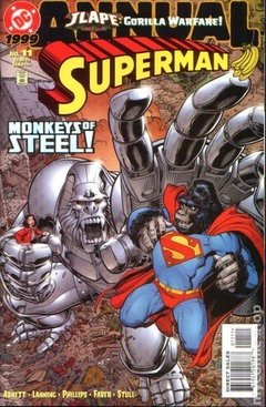 Superman (1987 2nd Series) Annual #11