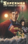 Superman Last Stand on Krypton (2003) #1