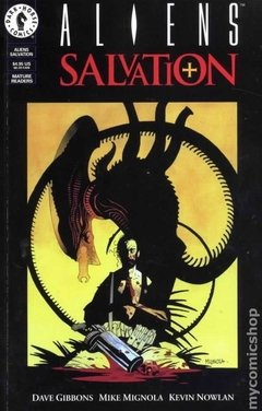 Aliens Salvation (1993) #1