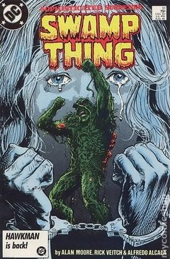 Swamp Thing (1982 2nd Series) #51