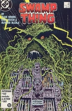 Swamp Thing (1982 2nd Series) #52