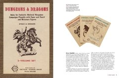 Dungeons & Dragons Art & Arcana [Special Edition, Boxed Book & Ephemera Set]: A Visual History Hardcover en internet