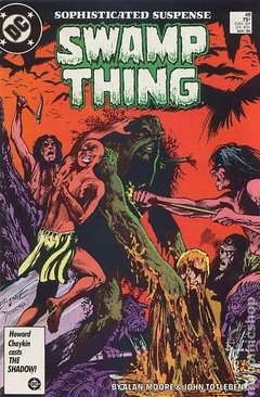 Swamp Thing (1982 2nd Series) #48