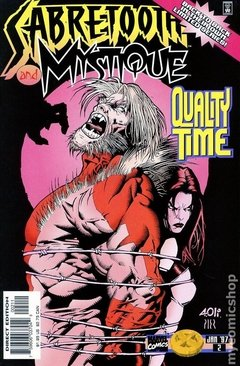 Mystique and Sabretooth (1996) #2