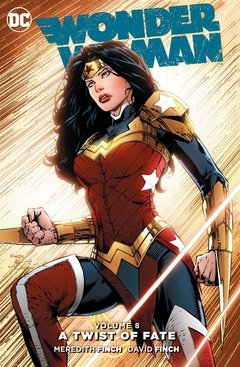 Wonder Woman Vol. 8: A Twist of Faith HC