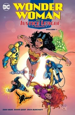 Wonder Woman and the Justice League America Vol. 1 Paperback
