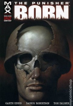 Punisher Born TPB (2004 Marvel MAX) 1st Edition #1-1ST