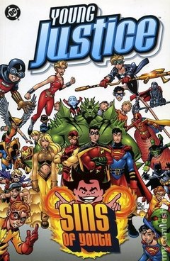 Young Justice Sins of Youth TPB (2000 DC)