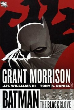 Batman The Black Glove HC (2008 DC)