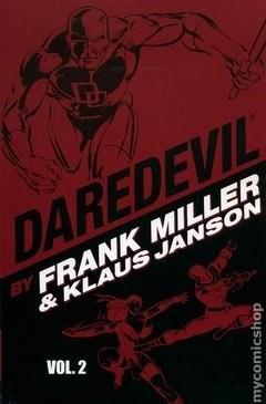 Daredevil TPB (2008-2009 Marvel) By Frank Miller and Klaus Janson #2