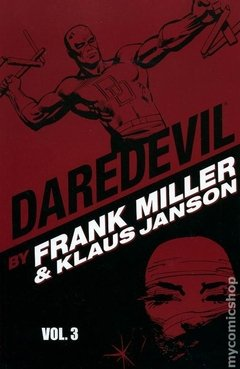 Daredevil TPB (2008-2009 Marvel) By Frank Miller and Klaus Janson #3