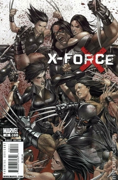 X-Force (2008 3rd Series) #20