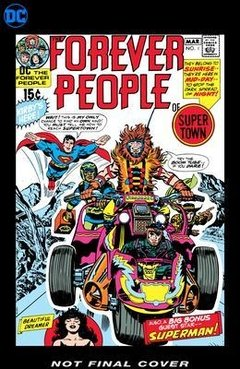 PREVENTA! The Forever People by Jack Kirby