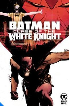 PREVENTA! Batman: Curse of the White Knight