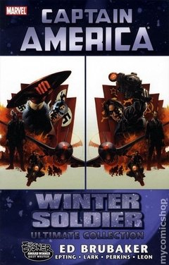 Captain America Winter Soldier TPB (2010 Marvel) Ultimate Collection