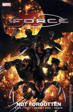 X-Force TPB (2008-2010 3rd Series Collections) By Kyle and Yost TPB 1 a 3 en internet