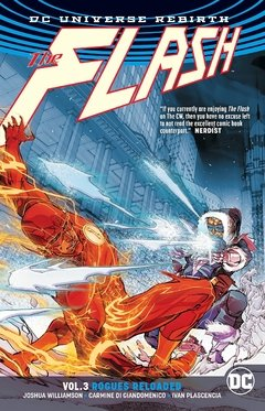 The Flash Vol. 3: Rogues Reloaded (Rebirth) Paperback