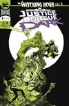 Justice League Dark (2018) #4A Foil Cover NM