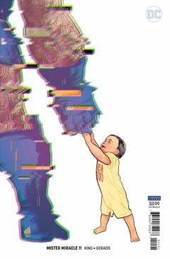 Mister Miracle (2017 DC) #11B