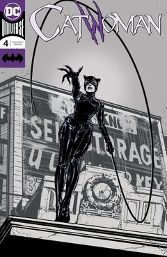 Catwoman (2018 DC) #4A