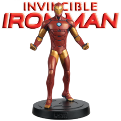Marvel Fact Files Special Editions | Large Figurine Collection IRON MAN