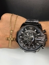 Ecotime original funcional all black