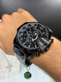 Ecotime original funcional all black - comprar online