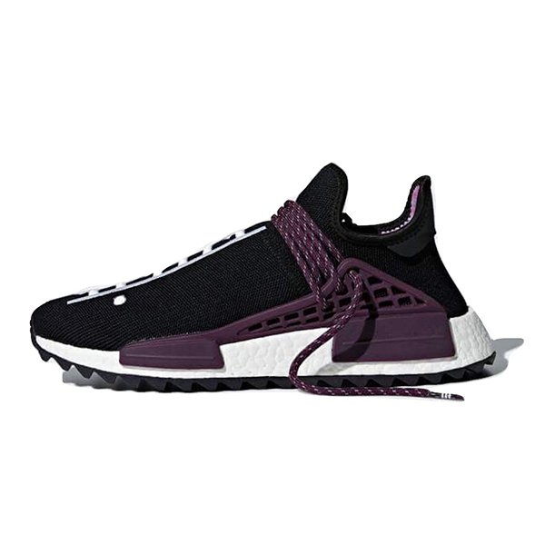 newest 8c6dc 58281 Adidas NMD Pharrell Hu Trail Holi Black Canvas