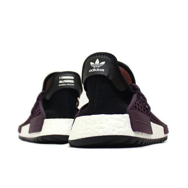 newest d76be 52f6b Adidas NMD Pharrell Hu Trail Holi Black Canvas