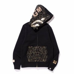 JAQUETA AUTHENTIC BAPE 23 ANNIVERSARY GOLD COLLECTION