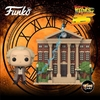 FUNKO BACK TO THE FUTURE POP! TOWN DOC WITH CLOCK TOWER VINYL FIGURE #15