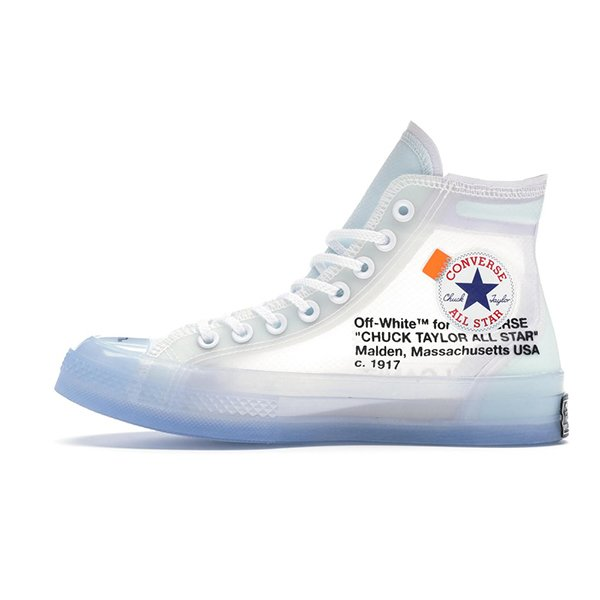 online retailer forefront of the times Discover Tênis Converse Chuck Taylor All-Star Vulcanized Hi OFF-WHITE