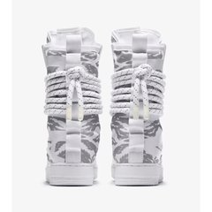 TENIS NIKE AIR FORCE 1 SPECIAL FIELD HIGH PRM CAMO MILITARY na internet