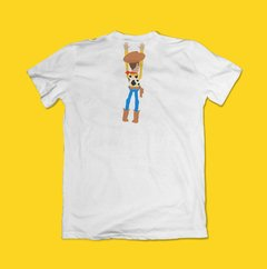 CAMISETA TOY STORY BEFORE WAS COOL - ORQUESTRA FILARMÔNICA FUNK BRASIL - comprar online