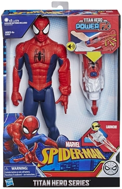 SPD SPIDERMAN TITAN FX POWER