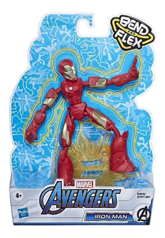 AVENGERS BEND AND FLEX - comprar online