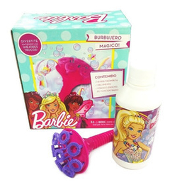 BUBBLE LAB BARBIE MED.