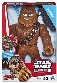 STAR WARS FIGURA ARTICULADA MEGAMIGHTIES