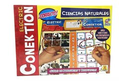 ELECTRIC CONEKTION CIENCIAS NATURALES