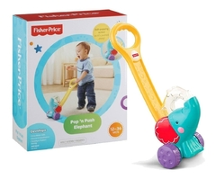 FISHER PRICE -ELEFANTE CAMINA