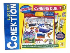 ELECTRIC CONEKTION ¿SABIAS QUE?