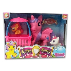 SET ROYAL PONY X3
