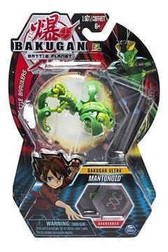 BAKUGAN PACK * 1