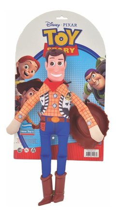 TOY STORY WOODY SOFT