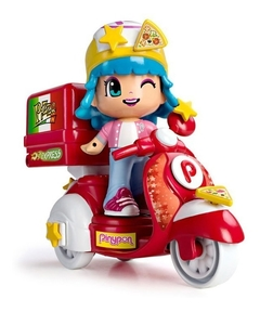 PINYPON MOTO DELIVERY PIZZA
