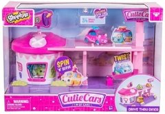 SHOPKINS CUTIE CARS PLAYSET