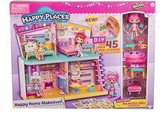 SHOPKINS HAPPY PLACES PLAYSET C/FIG
