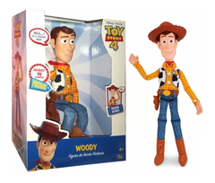 TOY STORY WOODY INTERACTIVO
