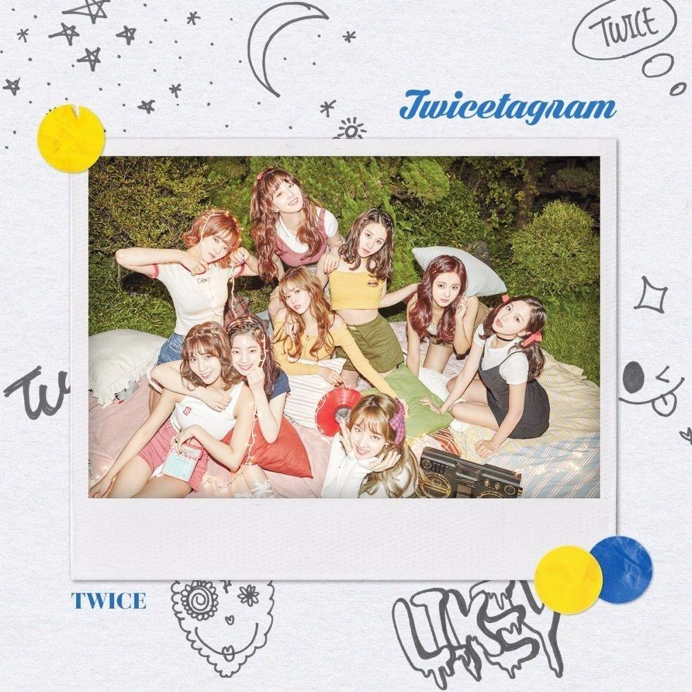 TWICE - Album Vol.1 [twicetagram] - kittenkstore