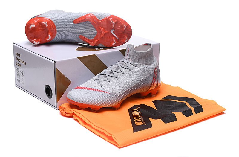 e7d06115be765 CHUTEIRA NIKE MERCURIAL SUPERFLY VI ELITE CAMPO UNISSEX